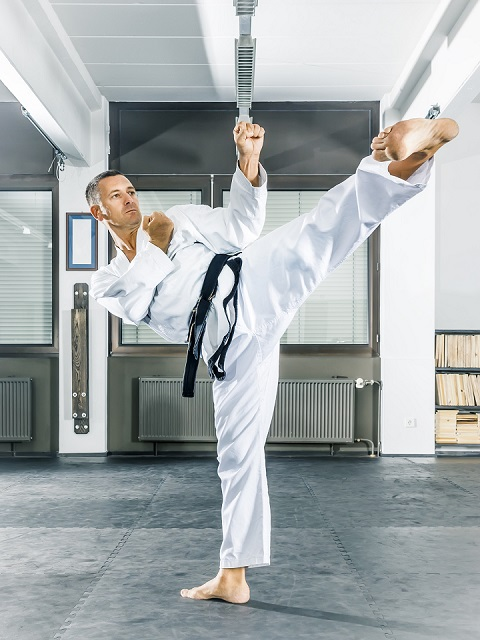 MARTIAL ARTS AS AN ADULT